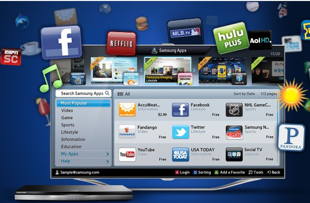 aplicacion tv